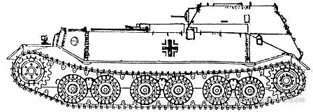 Bergepanzer Tiger