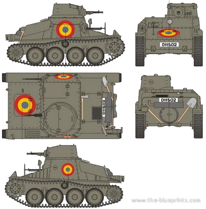 CKD AH-IV-R (R-1)