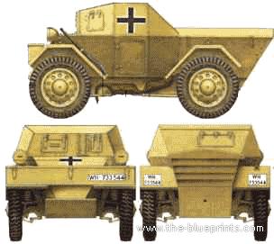 Daimler Dingo Mk.I