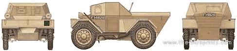 Daimler Dingo Mk.Ia