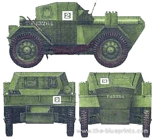 Daimler Dingo Mk.II