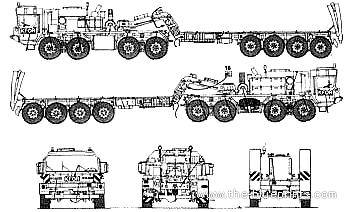 Faun SLT 50-3 Elefant