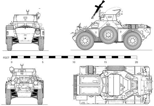 Ferret Mk 12