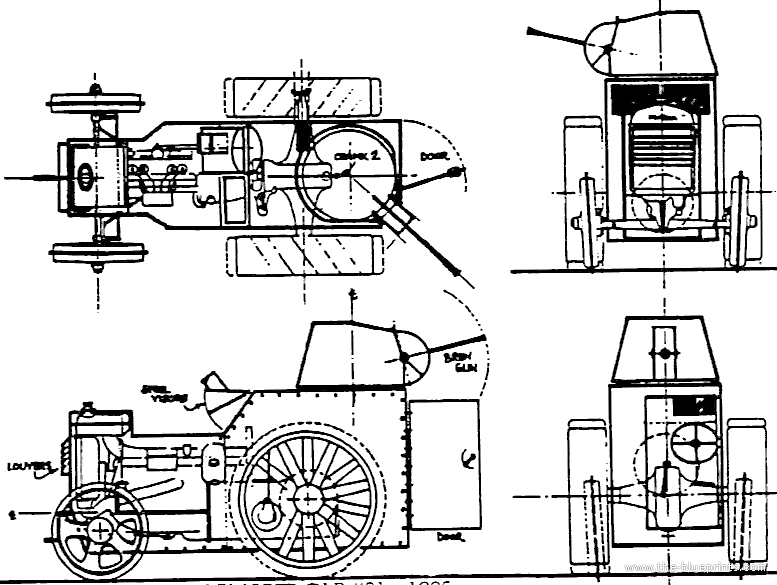 blueprints  u0026gt  tanks  u0026gt  tanks f  u0026gt  fordson major campbell  1940