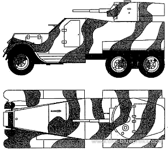 GAZ Izhorsk Armored Car