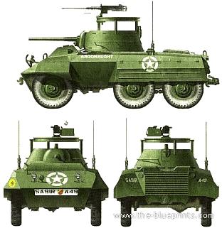 M-8 Greyhound