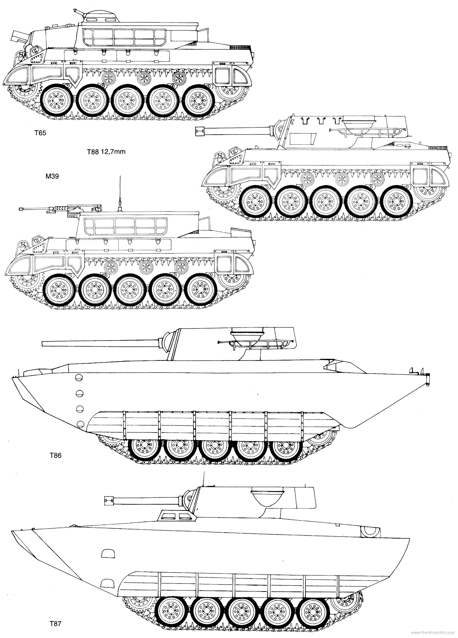 M18 Hellcat For Sale >> Blueprints > Tanks > Tanks M > M18 Hellcat