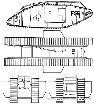 Mark IV Male