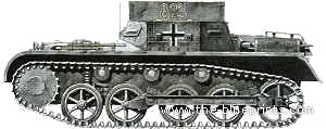 Munitionsschlepper 1 Ausf.A