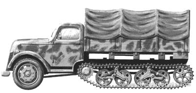 Opel Maultier