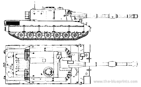 OTO Melara Palmaria 155mm SPG