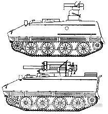 PLA M73 107mm