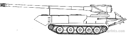 PLA Type 54-1 122mm SPG