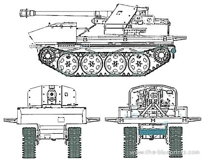 RSO .5cm Pak 40-4