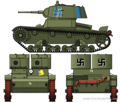 Blueprints Gt Tanks Gt Tanks T Gt T 26