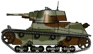 7 TP Polish Tank