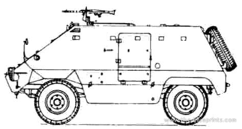 Unimog Lima UR 416