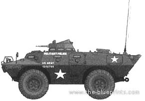 V-100 Armored Car