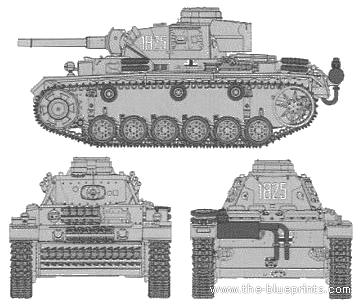 Flammpanzer III Ausf.F-1