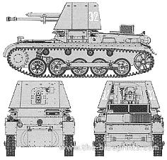 Panzerjager I 4.7cm