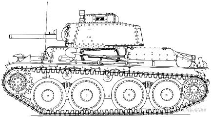Pz.Kpfw. 38(t) Ausf.B