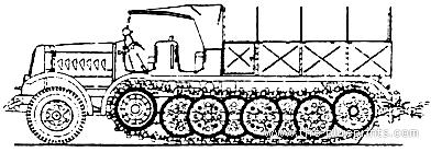 FAMO Sd.Kfz. 9