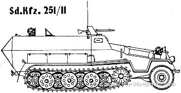 Sd. Kfz. 251-11