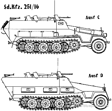 Sd. Kfz. 251-16