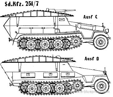 Sd. Kfz. 251-7