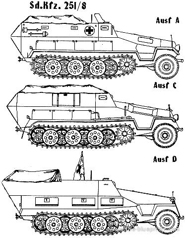 Sd. Kfz. 251-8