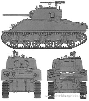 M4 DV Sherman