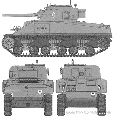 M4 Sherman III