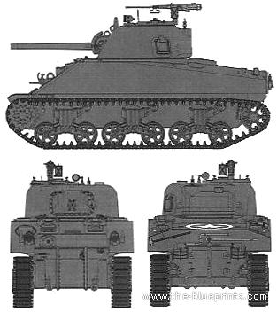 M4 Sherman DV
