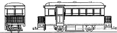 Ji 61 Diesel Igasa Railway