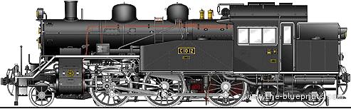 JNR Class C10