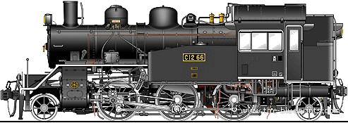 JNR Class C12