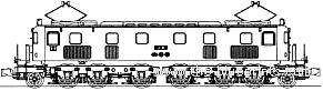 JNR EF10-24 (Electric Locomotive)