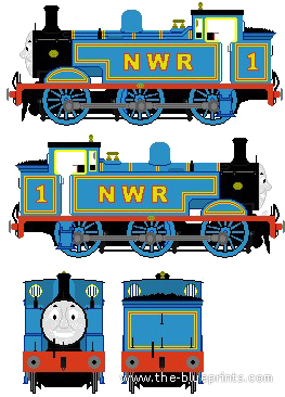 North Western Railway Thomas