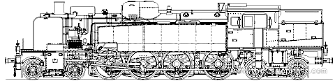 SNCF 1-242 TA 627