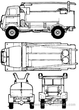 Bedford QL (1943)
