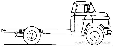 Chevrolet 5703H (1958)
