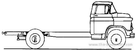 Chevrolet 9703 (1958)