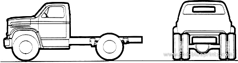 Chevrolet C60 (1982)
