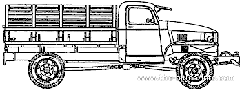 Chevrolet G7107 1943