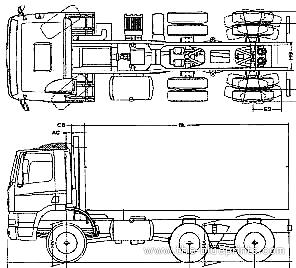 Ginaf X 3333 S 6x6