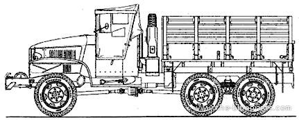 GMC CCKW-352