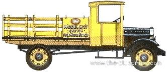 GMC Pick-up (1925)