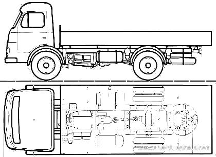 Henschel HS90 (1958)