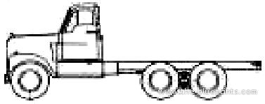 International DF-402 (1960)