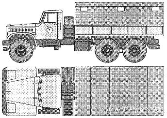 KrAZ 255B1